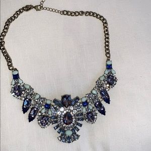 Jewelry - Crystal necklace! Beautiful!!
